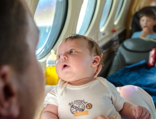 IFA rettet Baby aus Pristina