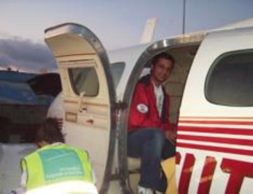Dramatischer Rettungsflug aus Erzurum